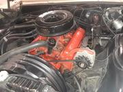2020 Dragfest 1963 Chevrolet Bel Air station wagon 283 V8