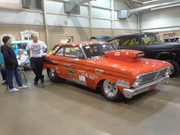 2020 Dragfest Warbucks Ford Falcon dragster