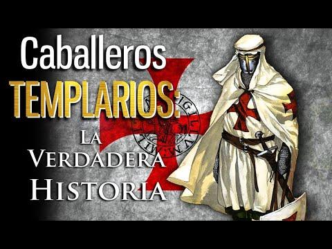 ✅ Caballeros Templarios: La Verdadera Historia
