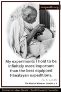 Thought For The Day ( EXPERIMENTS )
