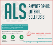 Improve Life With Amyotrophic Lateral Sclerosis Surgery in India