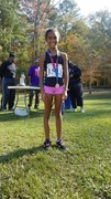 GA AAU Cross Country Junior Olympics Qualifier 11/4/17