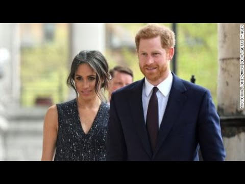 The UK, the Queen, Prince Harry and Megan Stars and Fate