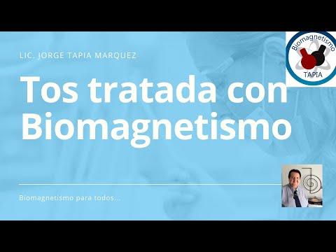 Tos Tratada con Biomagnetismo 2020