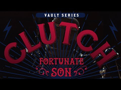 Clutch - Fortunate Son (Official Video)