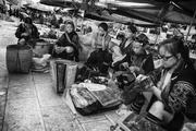 Hmongs' market
