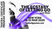 Ecstasy of Letting Go - Los Angeles