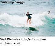 Best spot for surfing - surf camp bali