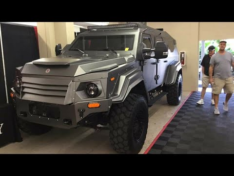 2019 Terradyne Gurkha LAPV | 2019 Barrett-Jackson Auction in Palm Beach