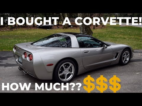 I Bought a C5 Corvette..Here's Why