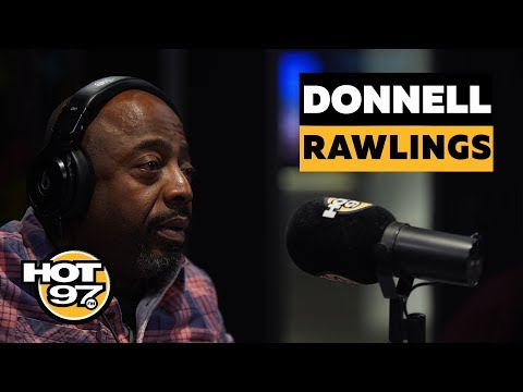 "Donnell Rawlings Watched Louis C.K.'s New Stand-Up with Dave Chappelle, Chris Rock, and a Room Full of ""Trumpers"""
