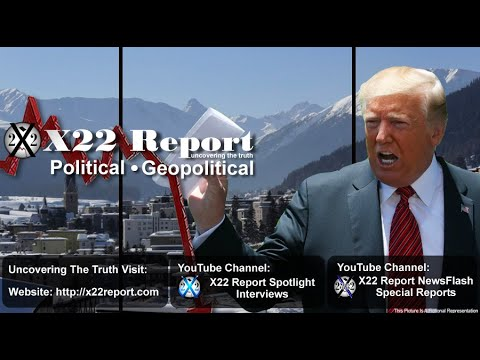 Trump Ready To Reveal Hidden Secrets, [DS] Walked Right Into It, There Is No Step 5 - Episode 2077b
