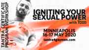 Igniting Your Sexual Power - Minneapolis