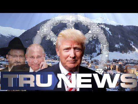 TruNews in Davos 2020: Putin's Rabbi Reveals Trump Peace Plan Details to TruNews