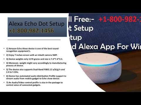 How to Setup and Use Alexa Device