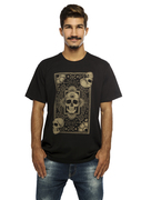camiseta cards of skull hardivision