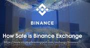 Problems logging into Binance