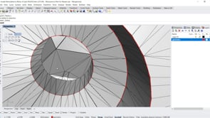 STL model Remodeled w Rhino video