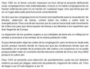 Exposicion y congregaciones de Chalco 2