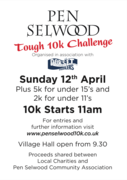 Tough 10K Challenge CANCELLED