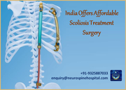 India Offers Affordable Scoliosis Treatment Surgery Using Magnetically Controlled Growth Rod