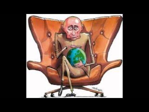 Vladimir Putin, Jewish Hero in a Staged Cold War