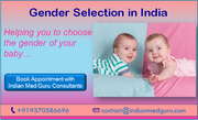 Standing at Par With Global Standards, India Offers Economical Gender Selection