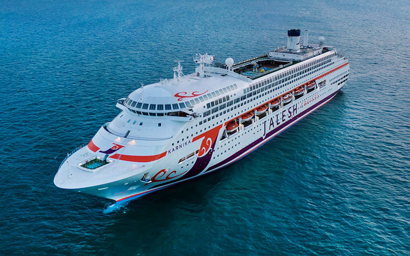 Jalesh Cruise Mumbai To Goa