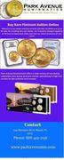 Rare Platinum Coins