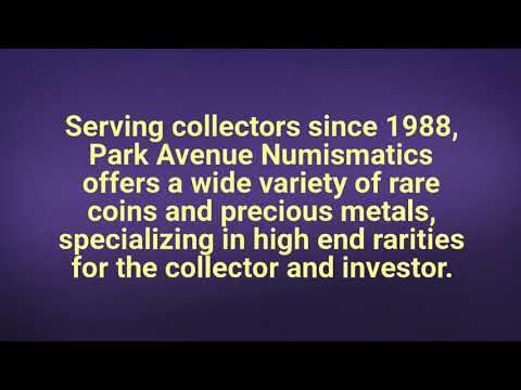 Trusted Rare Coin Dealer