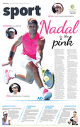 Nadal in the pink