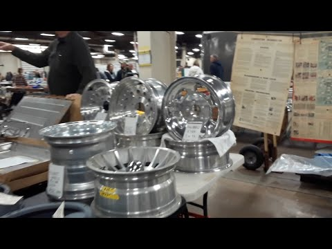 Swap Meet Safari with Pam At the 2020 Automania, Allentown PA Part 3