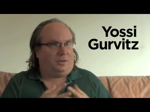 Yossi Gurvitz: When Israel Is Mighty