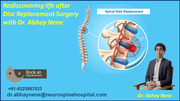 Rediscovering life after Disc Replacement Surgery with Dr. Abhay Nene