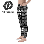 3D fashion Designs , men leggings