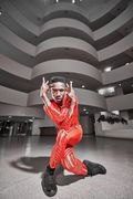 Works & Process at the Guggenheim presents the World Premiere of a Works & Process Commission Les Ballet Afrik: New York is Burning by Omari Wiles