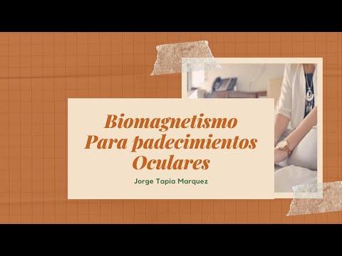 Padecimientos oculares con Biomagnetismo Holístico 2020