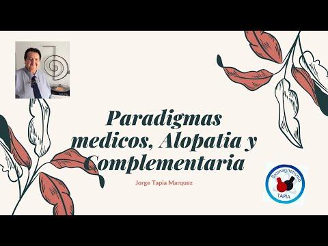 Paradigmas Médicos alopatia y complementaria MAC 2020