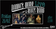Daddy's Work Blues Band Live at Zempi
