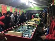 Futbolitos y Celebración en Ixtlán