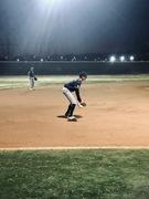 Carter Winkler fielding
