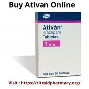 Ativan 2mg | Ativan 2mg buy online | Riteaidpharmacy.org