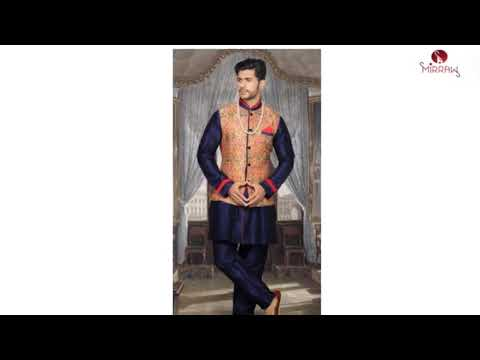 Latest Sherwani Designs for Men to look Fabulous