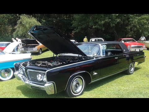 1964 Imperial LeBaron At the 50th AACA Car Show At the Swigart Museum