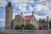 Mackinw City Old Lighthouse