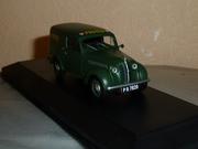 Renault Juvaquatre fourgonnette Type 1938