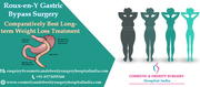 Gastric Bypass Surgery in India, Best long-term weight loss treatment