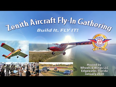 Zenith Aircraft Fly-In and Workshop in Florida