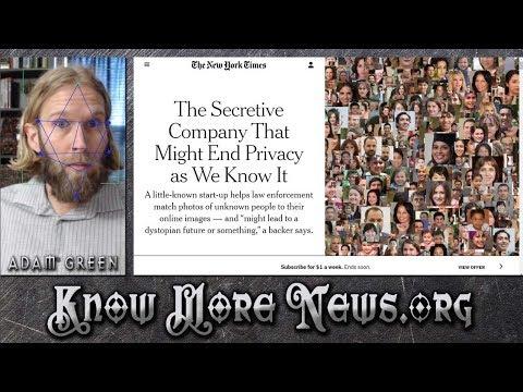 Alarming Origins of New Facial Recognition Company