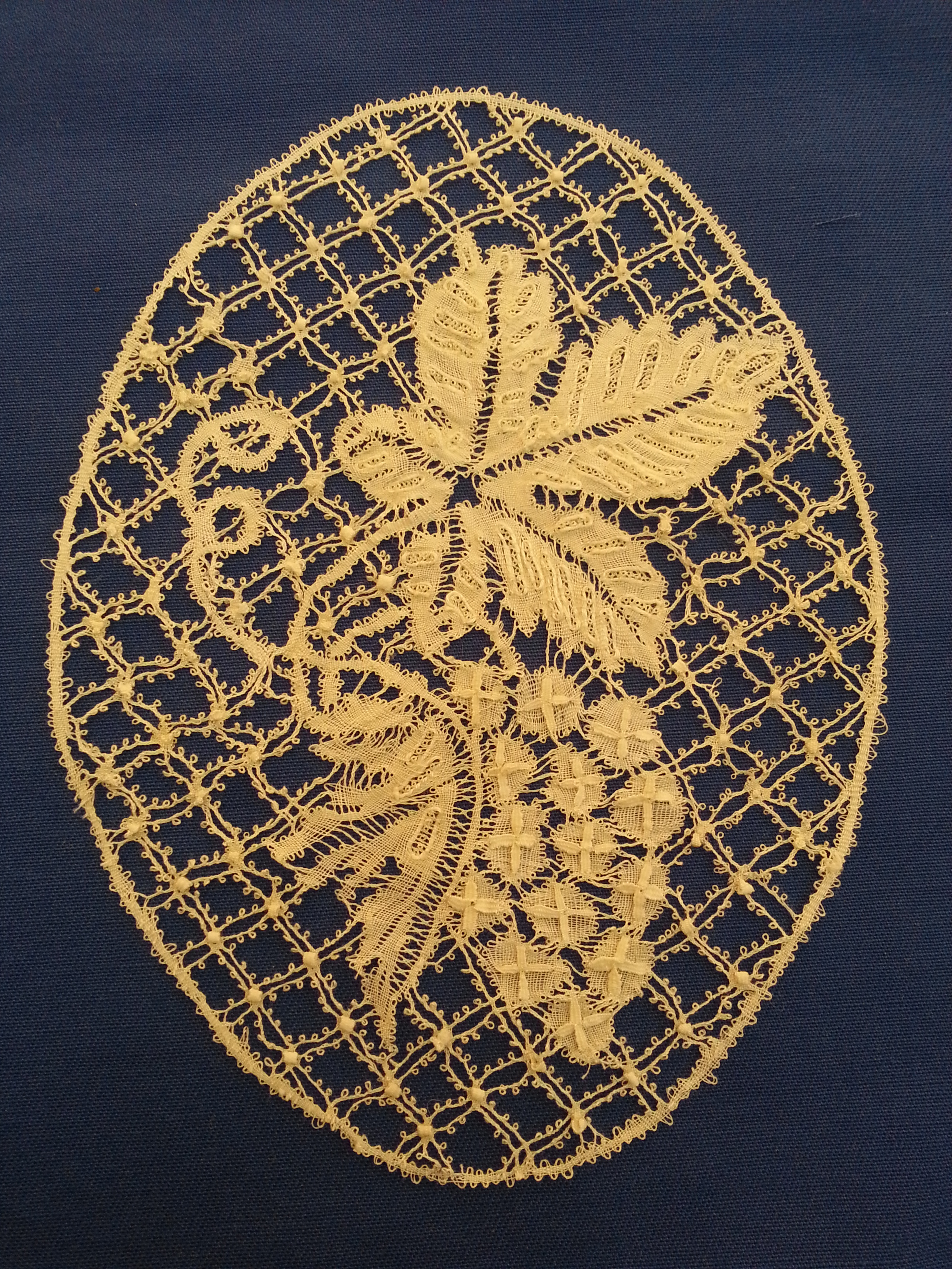 Advanced Bedfordshire Lace by Maria Provencher and Eva Fergoda